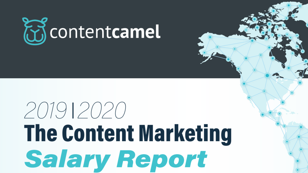 Ultimate Guide on Content Marketing Salaries (131,963 salary data points)